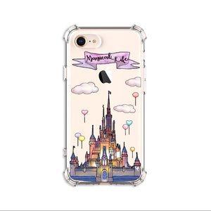 iPhone 6S Plus Custom Magic Princess Castle